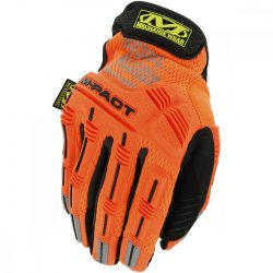 Mechanix Wear M-pact safety orange kesztyű