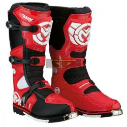 Moose Racing M1.3 cross csizma, Red