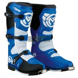 Moose Racing M1.3 cross csizma, Blue