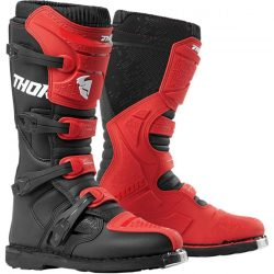 Thor 2019 BLITZ XP OFFROAD BOOTS RED/BLACK, 8=42
