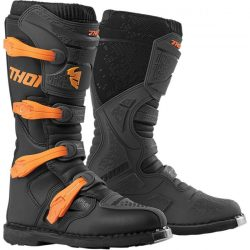 Thor 2019 BLITZ XP OFFROAD BOOTS CHARCOAL/ORANGE, 11=45.5