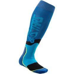 Alpinestars MX Plus 2  zokni, fekete-kek színben