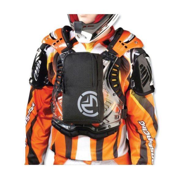 Moose Racing XCR Pack, páncélra szerelhető táska
