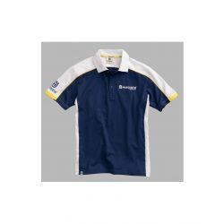 Husqvarna Team Blue póló, XL méret