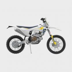 Husqvarna FC350 2019 motor makett