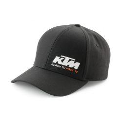 KTM 2018 Racing sapka, Fekete színben