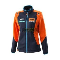 KTM 2018 Replica Softshell női kabát