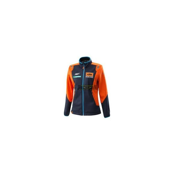 KTM 2018 Replica Softshell női kabát Mxmania Monster Energy webshop, Fox, Fly Racing motocross depo, alkatrészek, kiegészítők