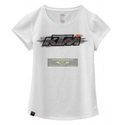 KTM 2018 Girls Faded póló