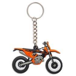 KTM EXC-F gumi kulcstartó