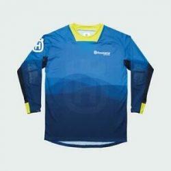 husquarna gotland shirt blue