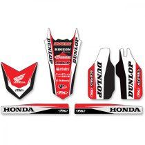 Honda TRIM matrica szett, Factory Effex több féle motorhoz 4T