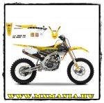Blackbird Racing Team Yamaha Factory Maggiora matrica szett