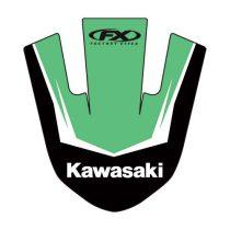 Kawasaki első sárvédő matrica, Factory Effex több féle motorhoz
