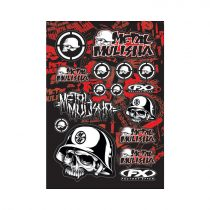 Factory Effex Metal Mulisha matrica szett