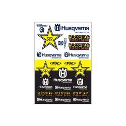 Factory Effex Husqvarna Racing matrica szett