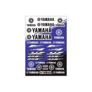 Factory Effex Yamaha YZ-F matrica szett