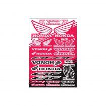 Factory Effex Honda CRF matrica szett