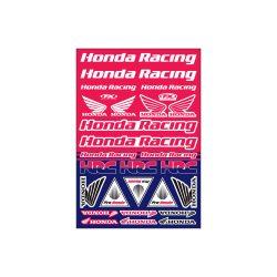 Factory Effex Honda HRC matrica szett