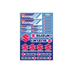 Factory Effex Suzuki Racing matrica szett