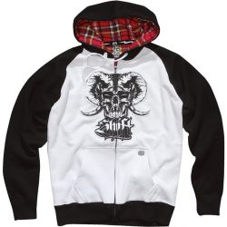 Shift Zip Hoody Skull