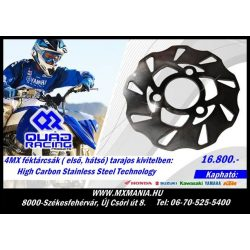 4MX Racing első féktárcsa KTM motorokhoz