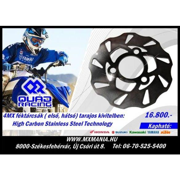 4MX Racing első féktárcsa Kawasaki motorokhoz