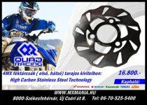 4MX Racing első féktárcsa Suzuki motorokhoz