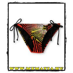 Fox Girl Rockstar Spike Vortex String bikini alsó