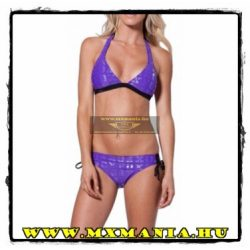 FOX 2016 Girl Halter Check Point bikini felső
