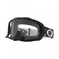 Oakley Crowbar Jet Black Speed cross szemüveg