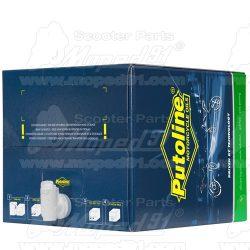 PUTOLINE 10W-40 Fél-szintetikus 4 ütemű motorolaj utcai országúti motorkerékpárokhoz SUPER DX4 20L
