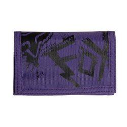 FOX Lunar Trifold pénztárca  lila színben