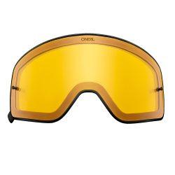 O'neal B50 szemüveg lencse, sárga víztiszta