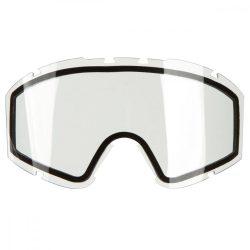 O'Neal B2 dual  cross szemüveg lencse, víztiszta