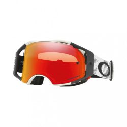 OAKLEY AIRBRAKE PRIZM MX MATTE WHITE cross szemüveg