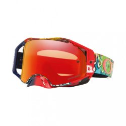 OAKLEY AIRBRAKE PRIZM MX JEFFREY HERLINGS cross szemüveg PIROS TÜKRŐS