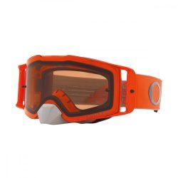 OAKLEY FRONT LINE MX HERITAGE B1B cross szemüveg, NARANCS LENCSE
