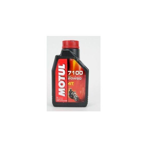 Motul 7100 4T 20W-50 motorolaj