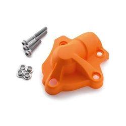 KTM gyári vízpumpa védő, narancs