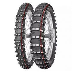 MITAS Tyre TERRA FORCE-MX MH - Medium To Hard - 110/90-19 M/C 62M TT PIROS