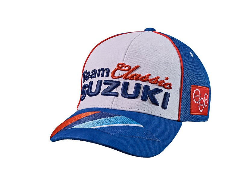 Suzuki Team Classic sapka - Mxmania Monster Energy webshop 99defa21af