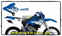 Blackbird Racing Kit WRF Dream Graphics üléshuzattal Yamaha motorokhoz