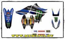 Blackbird Monster Energy Kit + üléshuzat