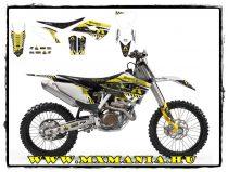 Blackbird Racing Kit ARMA Energy dekorszett, Husqvarna