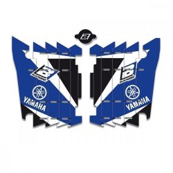 Blackbird Radiátor matrica Yamaha motorokhoz.