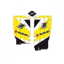 Blackbird Radiátor matrica Suzuki motorokhoz.