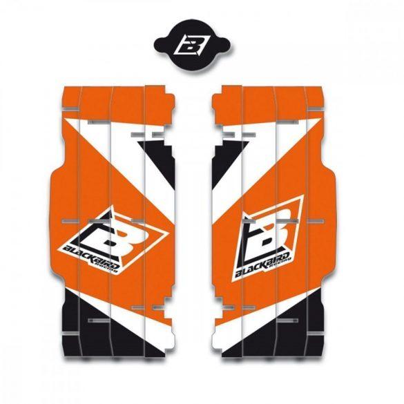 Blackbird Radiátor matrica KTM motorokhoz.