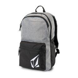 Volcom Academy New Black Grey O/S  hátizsák