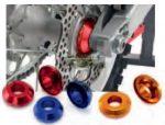 Zeta hátsókerék távtartó KTM motorokhoz, narancs